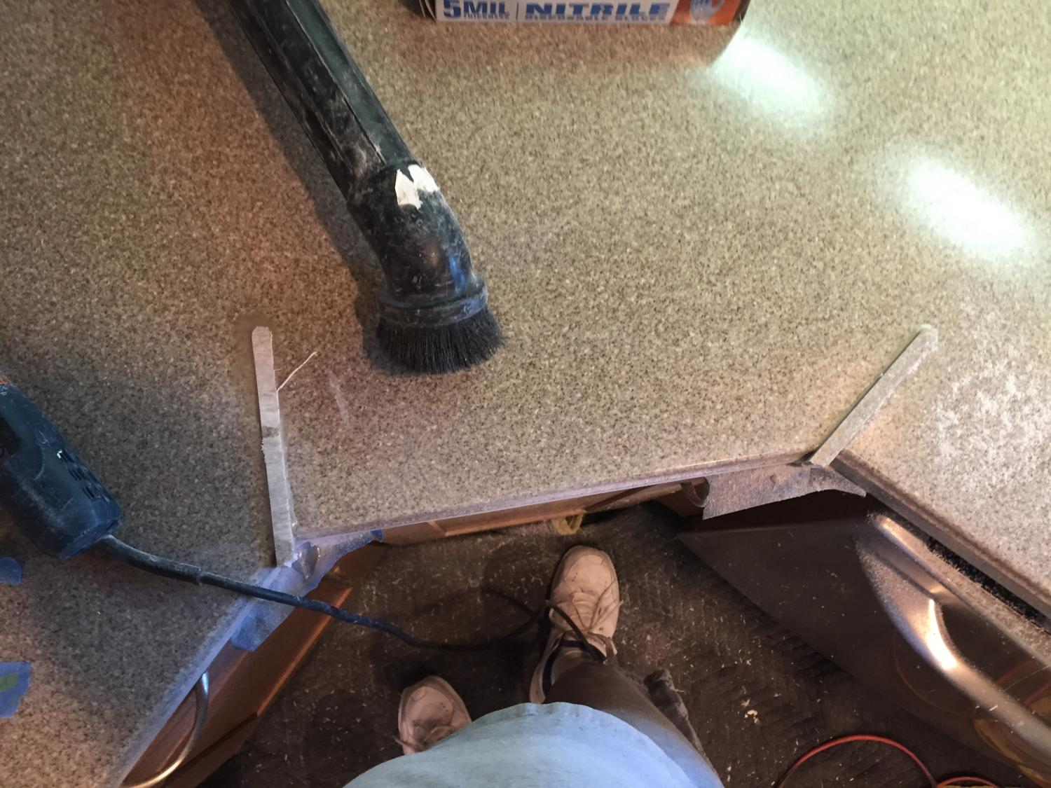 Countertop Repair Countertop Connection
